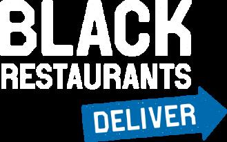 Black Restaurants Deliver Logo